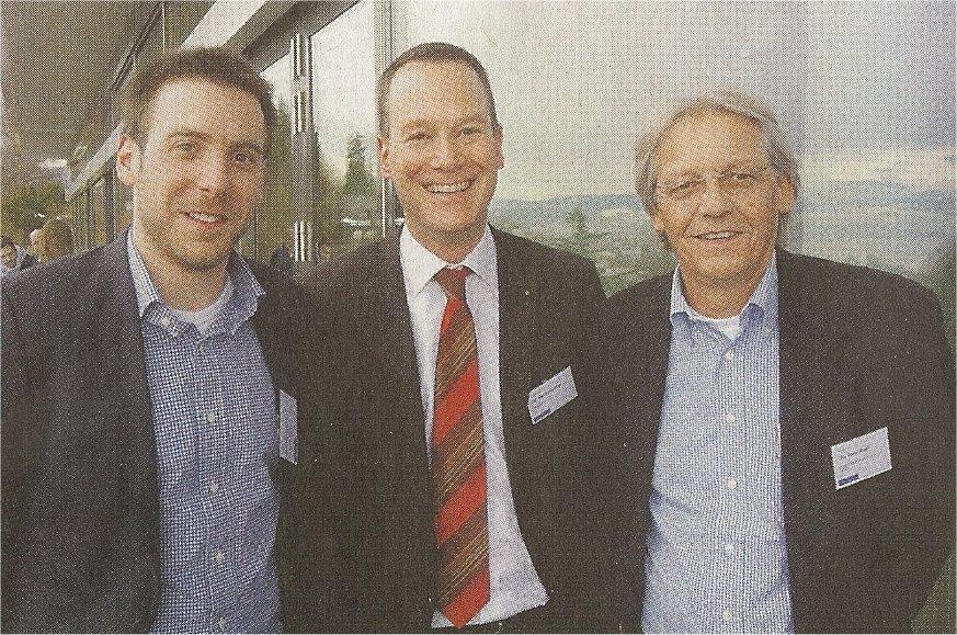 Euroforum-Fachtagung, mit U.P. Naef & P. Caprez (März 2013)