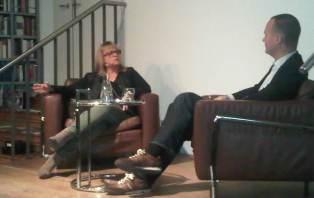 Talk mit Daniela Lager (10vor10) - Stadtalk Winterthur, 22.5.2014 (I)