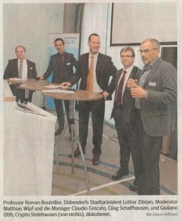 Foto Metrokonferenz